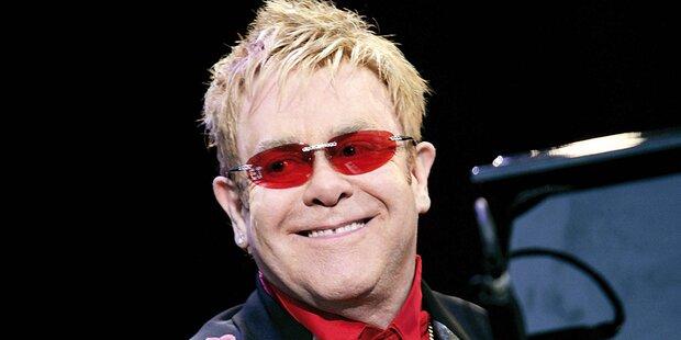 ÖSTERREICH bringt Sie zu Elton John