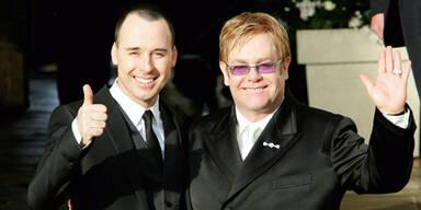 Elton John: Vater von Baby Zachary
