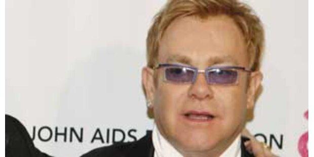 Keine Kinderpornografie - Elton John wehrt sich