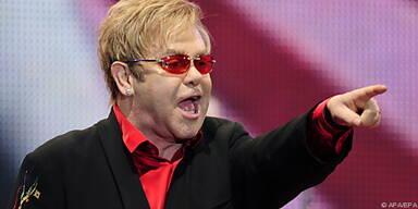 Elton John hat sich von Mageninfektion erholt