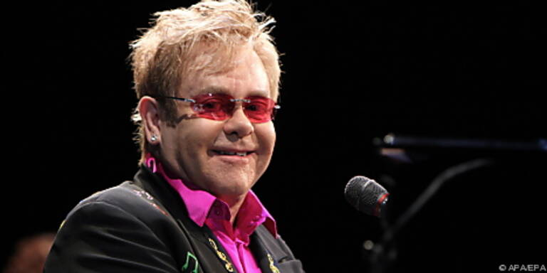 Elton John nahm sich Eminem an