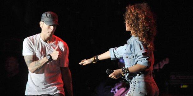 Duett: Eminem rockt mit Rihanna