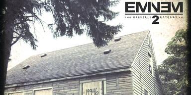 """The Marshall Mathers LP 2"" ab sofort im Handel."