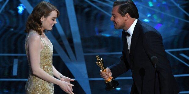 Oscars 2017: Das sind die Gewinner