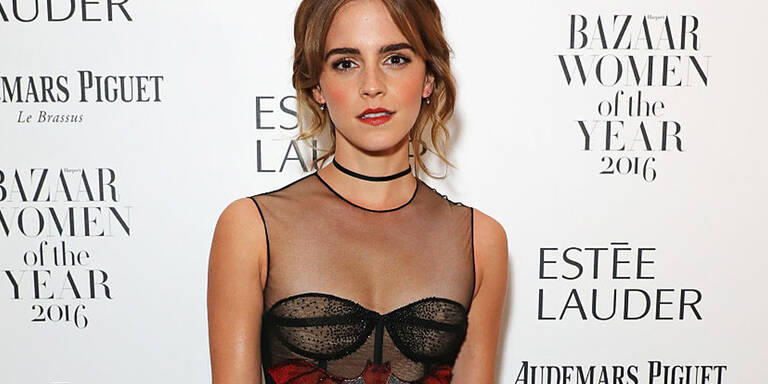 Emma Watson ist jetzt Modebloggerin