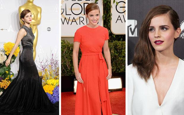 Emma Watson feiert ihren 25. Geburtstag