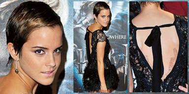 Emma Watson: Kleben statt zaubern