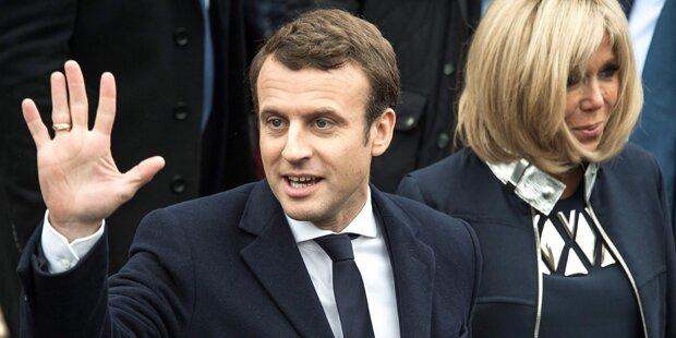 Salzburg erwartet Macron mit Spannung