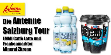 Antenne Salzburg Tour Emmi und