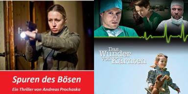 Emmy-Chancen für zwei ORF-Koproduktionen von Andreas Prochaska