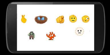 Das sind die neuen Emojis für WhatsApp, iOS und Android