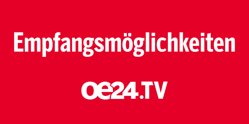 Empfangsmöglichkeiten oe24.tv