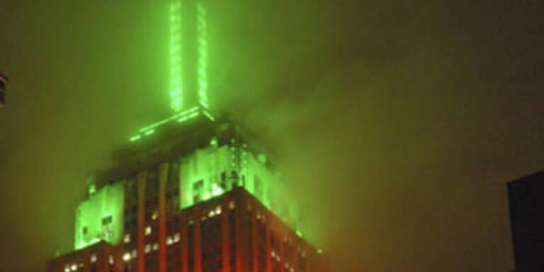 Empire State Building ist Bermudadreieck für Autos