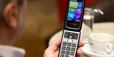 Emporia bringt erstes Senioren-Smartphone