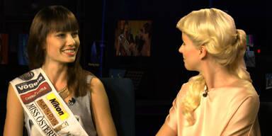 Studiogast: Miss Austria Ena Kadic