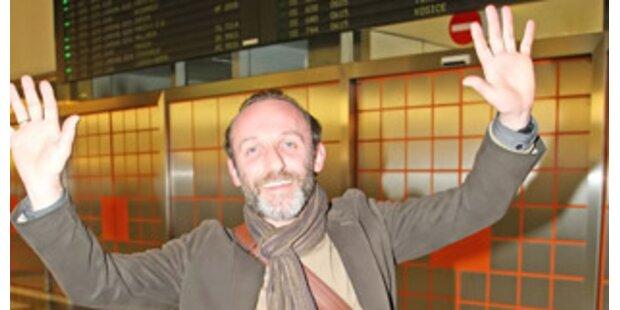 Oscar-Star Markovics ist wieder in Wien