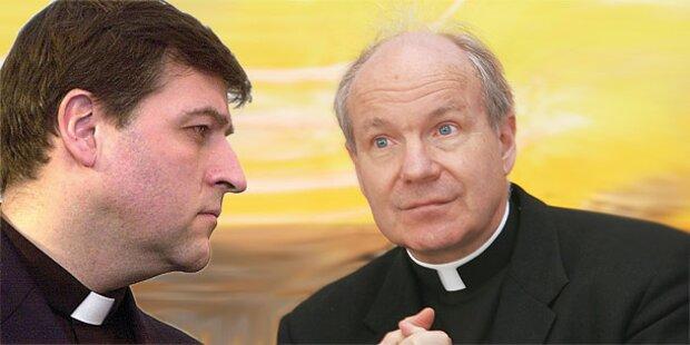Kardinal droht Kirchen-Rebell