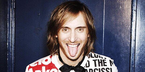 David Guetta: Sein Wien-Plan!