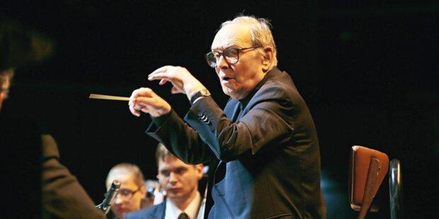 Ennio Morricone Sagt Wien Konzert Ab