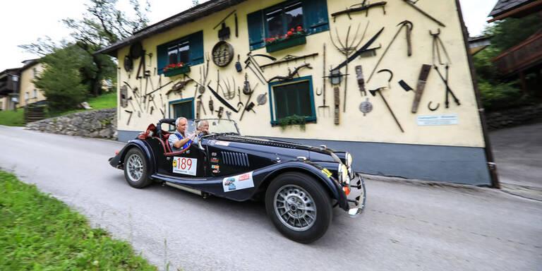 Ennstal Classic 2018 begeistert Besucher