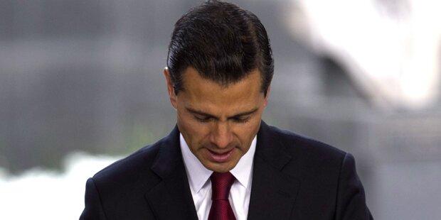 Mexikos Präsident will Homo-Ehe einführen