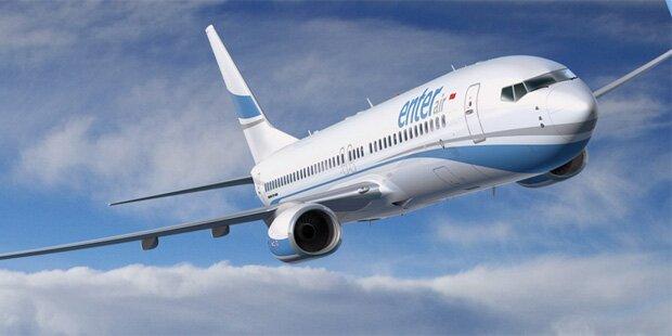 Flugzeug musste nach Bombendrohung in Prag notlanden