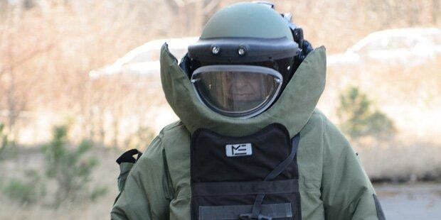 Burgenländer hält Polizei mit scharfen Granaten in Atem