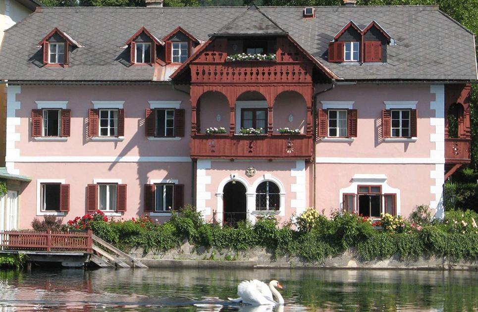 Schlosshotel See-Villa - ADV - Villa Tacoli Millstatt Kärnten - Bildvariante horizontal varriiert