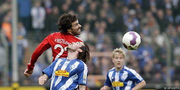 HSV gewann glücklich 2:1 in Bochum