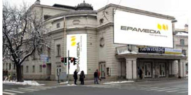 Landestheater: Werbung als Kultur-Sponsoring