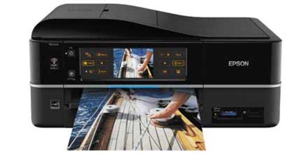 Neue Highend-Drucker mit Top-Technik