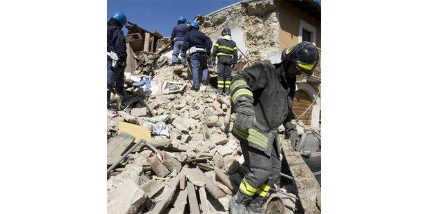 Rund 150 Tote in Italien geborgen
