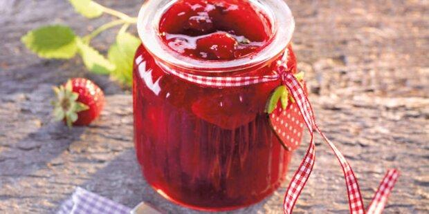 Marmelade und Co. zum Selbermachen