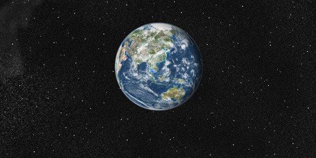 So soll die Erde in Zukunft aussehen
