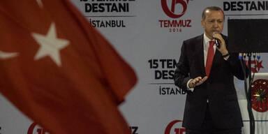 Erdogan Putsch Jahrestag