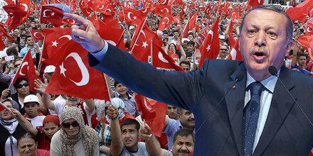 Erdogan zeigt unzensiertes Anschlags-Video auf Moscheen