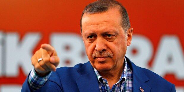 Erdogan droht Attentätern mit Vergeltung