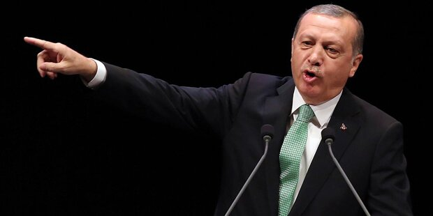 Erdogan wirft deutschem Journalisten Spionage vor