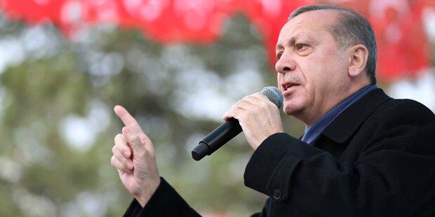 Erdogan rechnet mit Einführung der Todesstrafe