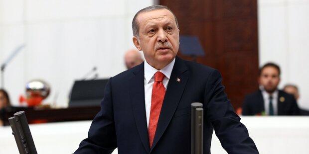 Erdogan kündigt Belagerung von Afrin an