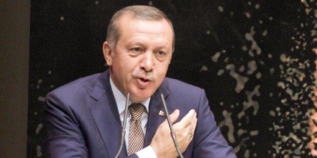 Hungerstreik gegen Erdogan