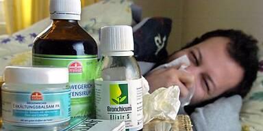 Erkältungskrankheiten werden häufig falsch behandelt