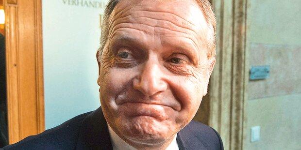 Strasser: Skandal um Orden