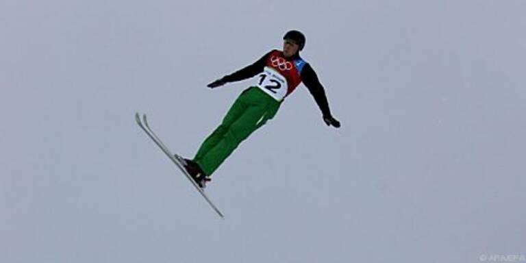 Weißrusse Grischin gewann Freestyle-Springen