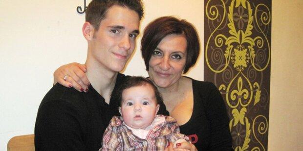 Aufreger-Paar: Ervin & Renata stellen Baby vor