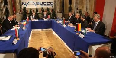 Regierungsabkommen für Nabucco unterzeichnet