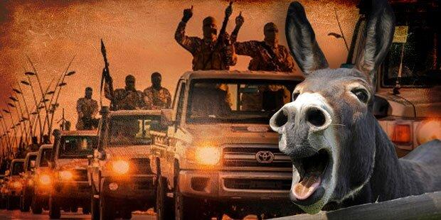 Unfassbar: ISIL enthauptet ESEL
