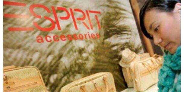 Esprit mit erstem Gewinnrückgang seit zehn Jahren