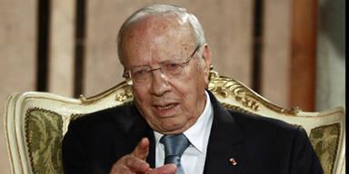 Tunesien Übergangspremier Essebsi