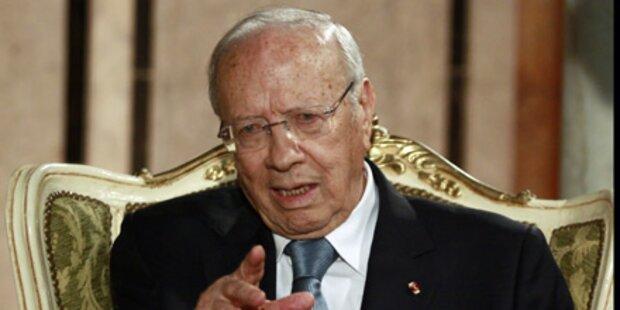 Droht in Tunesien ein Staatsstreich?